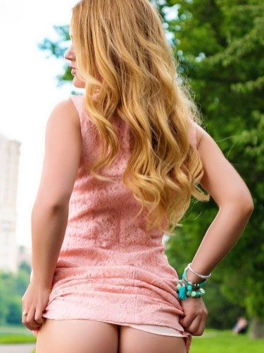 Teen Escort Anna in Moscow, Russia - Photo: 5