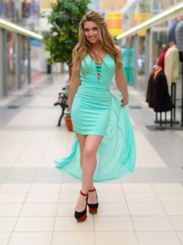 Teen Escort Bella in Istanbul, Turkey - Photo: 3