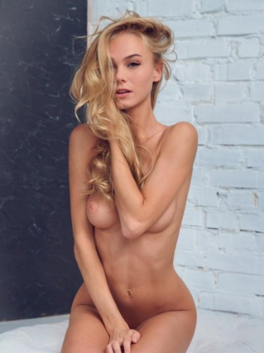 Teen Escort Milia Blonde in Milan, Italy - Photo: 5