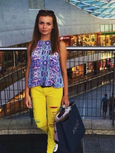 Teen Escort Mey in Istanbul, Turkey - Photo: 5