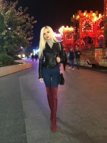 Teen Escort Marissa in Istanbul, Turkey - Photo: 5