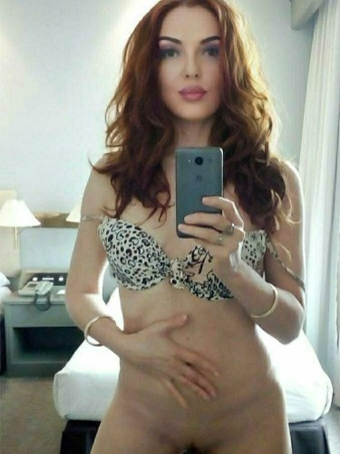 Escort Rada Hot Redhead in Athens, Greece - Photo: 1