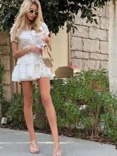Teen Escort Monica in Rome, Italy - Photo: 1
