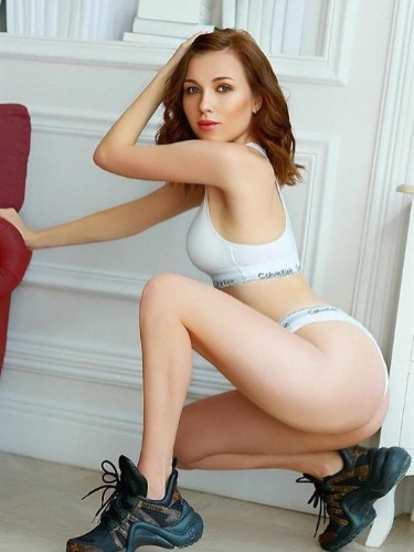Teen Escort Alona in Moscow, Russia - Photo: 1