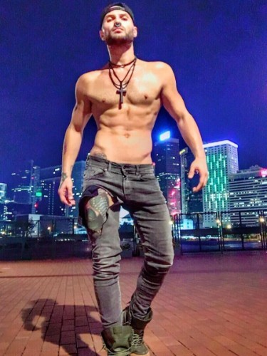 Male Escort Eric in Athens, Greece - Photo: 1