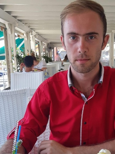 Male Escort Tomaa in Athens, Greece - Photo: 1