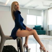 Escorts Club - Escort Agencies in Crete - Leyla Hot Blonde