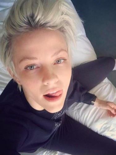 Fetish Male Escort Blondie Twink in Paris, France - Photo: 1