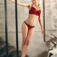 Your Angels - Escort Agencies in Greece - Lia hot blonde