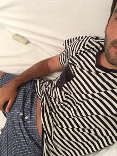 Fetish Male Escort Antonio in Istanbul, Turkey - Photo: 1