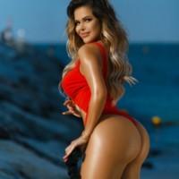 Peach Agency - Escort Agencies in Brazil - Roxana Big Butt
