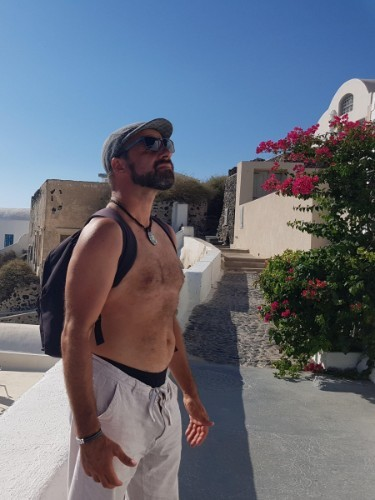 Male Escort Kosta in Athens, Greece - Photo: 1