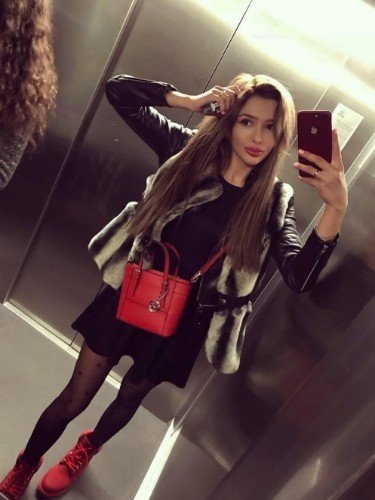 Fetish Mistress Escort Mira in Moscow, Russia - Photo: 3