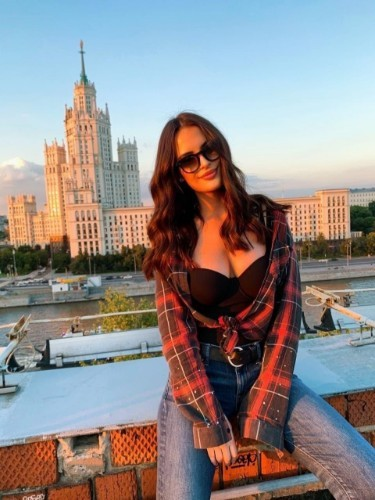Elite Escort Agency TOP Models in Moscow - Photo: 8 - Lina