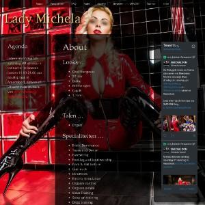 About - Lady Michela BDSM en Fetish Meesteres / Mistress